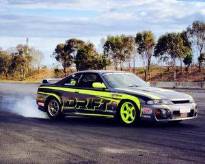 Drifting Half Day Experience - Queensland Raceway, Brisbane
