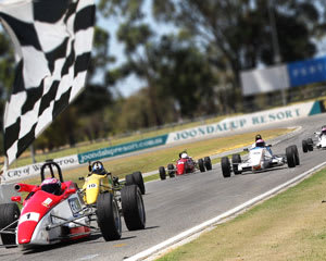 Formula Ford Barbagallo, 40 Lap Ultimate Race School Experience - Perth