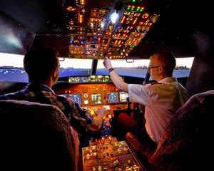 Flight Simulator, 30 Minute Flight - Adelaide