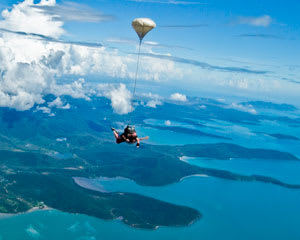 Skydiving Over Airlie Beach Whitsundays - Tandem Skydive Up To 8,500ft