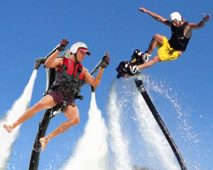 Jet Pack OR Board Flight, In-Water Training PLUS 15 Minute Flight - Sydney