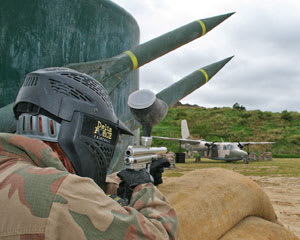 Paintball Melbourne (Dingley) - Entry, Full Day Games Plus 100 Paintballs