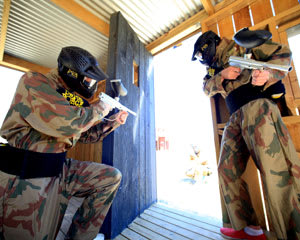 Paintball Perth (Bonneys) - Entry, Full Day Games Plus 100 Paintballs