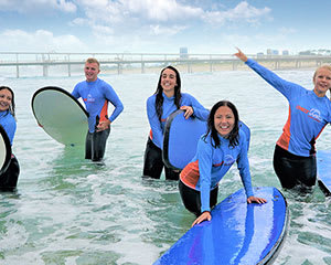 Learn to Surf, 2 Hour Surf Lesson - Gold Coast