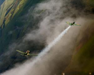 Aerobatic Warbird Combat Fighter Flight For 2 - Moorabbin, Melbourne