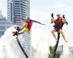 Jet Pack OR Board Experience, 10 Minute Flight - Champion Lakes, Perth