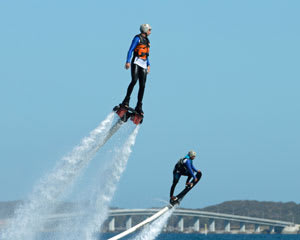 Jet Pack OR Flyboard Experience, 20 Minutes - Rockingham, Perth