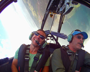 Aerobatics, 30 Minute Aerobatic Flight in a CT4 - Point Cook, Melbourne