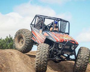 Extreme 4X4 Taster Drive - Avalon Raceway