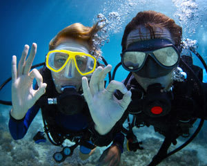 PADI Scuba Diving, Open Water Course, 2 Days & 1 Evening, Mornington Peninsula - Melbourne