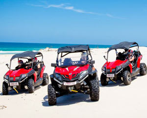 Quad Bikes, Stradbroke Island Dune Buggy Adventure Single Buggy Half Day - Gold Coast