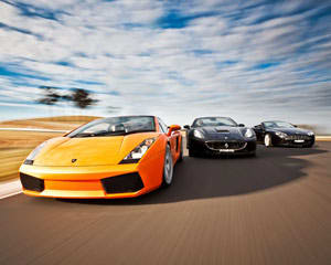 Sydney to Central Coast Luxury Supercar Drive Day (Weekday) DRIVER ONLY