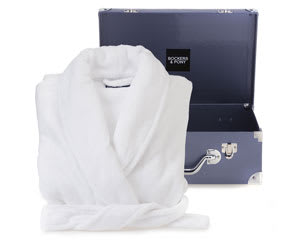 Luxury Women's Robe Hamper - from Bockers & Pony