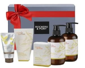 Skin Deep Gourmet Hamper from Bockers & Pony