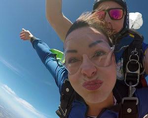 Skydiving Over The Beach Perth Mandurah - 12,000ft