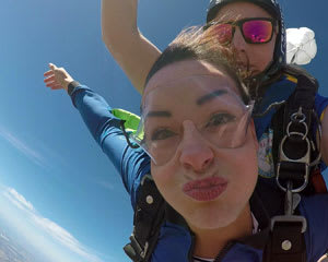 Skydiving Over The Beach Perth Mandurah - 15,000ft