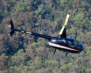 Private Helicopter Flight for up to 3, Hunter Valley