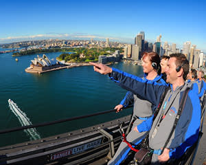 BridgeClimb Sydney - Weekend Daytime INCLUDES FREE FRAMED PHOTO