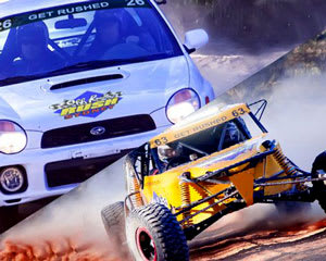 V8 Off Road Race Buggies & WRX Rally, 16 Lap Drive AND 2 Hot Laps - Colo Heights, Sydney - BONUS LAPS