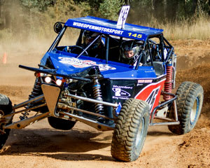 Off Road V8 Race Buggies Hot Lap - Mannum, Adelaide