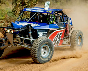 Off Road V8 Race Buggies, 3 Hot Laps - Mannum, Adelaide