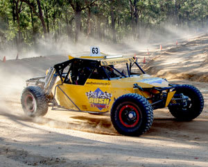 Off Road V8 Race Buggies, 6 Lap Drive - Mannum, Adelaide