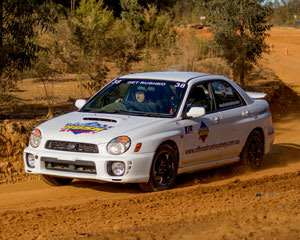 Subaru WRX Rally Driving, 13 Lap Combo - Mannum, Adelaide