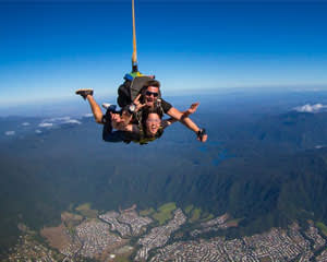 Tandem Skydive Up To 15,000ft - Cairns City