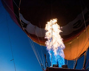Hot Air Balloon Ride, 30 Minutes - Gold Coast - FREE UPGRADE TO 60 MINUTE FLIGHT!