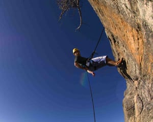 Abseiling, Learn to Abseil Half Day - Morialta, Adelaide