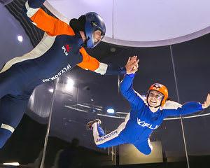 Indoor Skydiving Sydney, iFLY Plus Weekday (4 Flights) - WEEKDAY SPECIAL