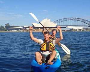 Kayaking Adventure, 2 Hours - Sydney Harbour
