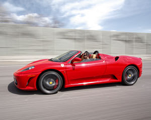 Ferrari Passenger Ride, 30 Minutes Plus Photo - Gold Coast