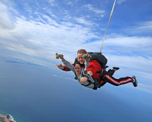 Skydiving Great Ocean Road (Torquay) - Tandem Skydive 12,000ft