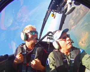 Aerobatics, 20 Minute Aerobatic Flight in a CT4 - Point Cook, Melbourne
