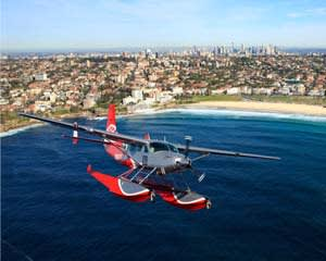 Sydney Seaplanes Fly & Dine - Scenic Flight With Lunch At Jonah's