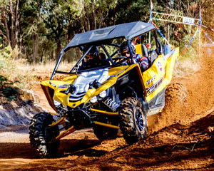 Yamaha YXZ Race Buggy, 12 Lap Drive and 2 Hot Laps - Colo Heights, Sydney - BONUS LAPS