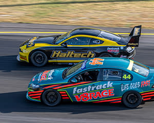 V8 Race Car 6 Lap Drive - Sandown Raceway, Melbourne