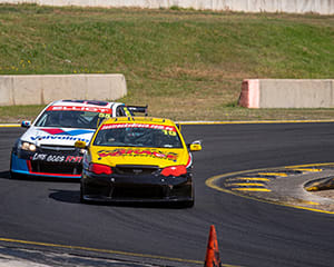 V8 Race Car 4 Lap Drive - Barbagallo, Perth