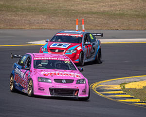 V8 Race Car 4 Lap Drive - Eastern Creek, Sydney