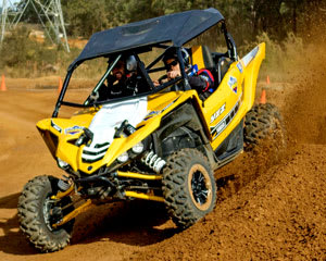 Yamaha YXZ Race Buggy, 12 Lap Drive and 2 Hot Laps - Ballarat - BONUS LAPS