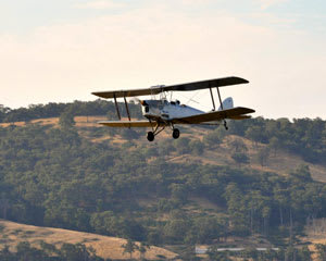 Tiger Moth Joy Flight, 20 Minutes - Yarra Valley, Melbourne