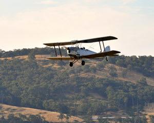 Tiger Moth Joy Flight, 20 Minutes - Yarra Valley, Melbourne