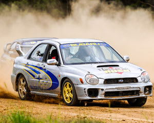 Subaru WRX Rally Perth - 3 Hot Laps