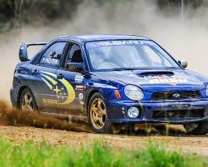 Subaru WRX Rally Cars, 8 Lap Drive & 1 Hot Lap - Perth