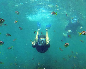 Snorkel Tour and Nature Walk, Manly - Sydney FAMILY PACKAGE