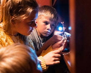 Escape Room Experience For Groups of 4 - Gold Coast