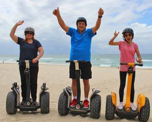 Segway Main Beach Tour, 60 minutes – Gold Coast