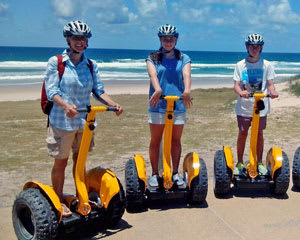 Segway Safari Adventure, 60 minutes – Gold Coast