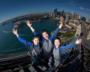 BridgeClimb Sydney, The Mandarin Climb - Weekday Daytime